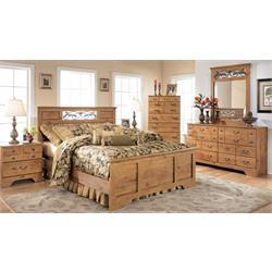 B219 6PC BEDROOM-REPL PINE GRAIN B219 6PC  Image