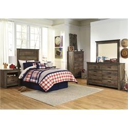 6PC QUEEN BEDROOM SET B446 Image