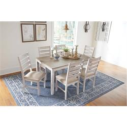 7PC DINING ROOM TABLE SET D394-425 Image